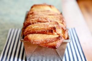 Roti berbau cinnamon yang menusuk hidung