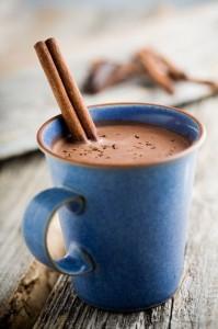 Cokelat dan kulit kayu manis